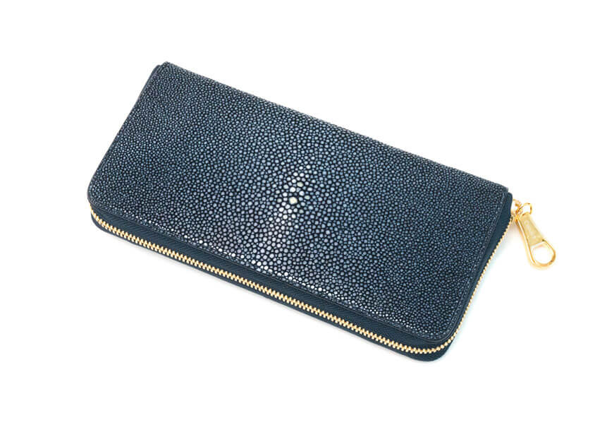 Garusha Round Zipper Wallet