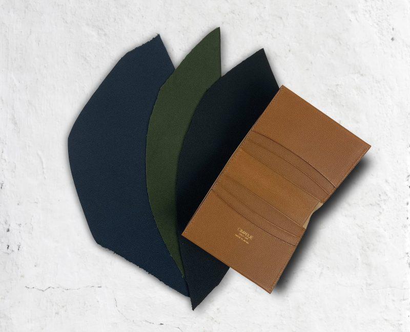 コンパクトウォレット『tasca(タスカ)』参考カラー