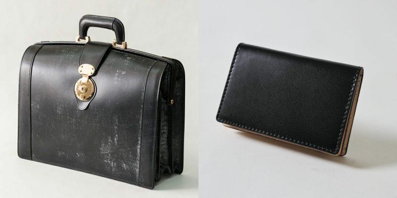 ドラマ「リコカツ」で着用されたCIMABUEのバッグと名刺入れ